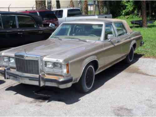 Southwest Kia Austin >> Lincoln VERSAILLES 1980, I purchased this vehicle as a