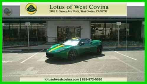Lotus Evora S 2 2 2014 Abraham Reye 626 339 5688 2501 E