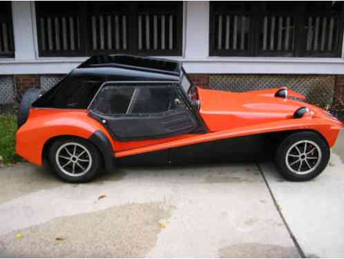 Lotus Super Seven S4 1974 30 Detailed Pictures Here At