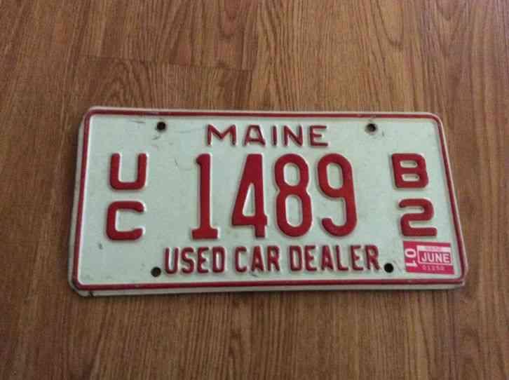 Georgia Used Car Dealer License