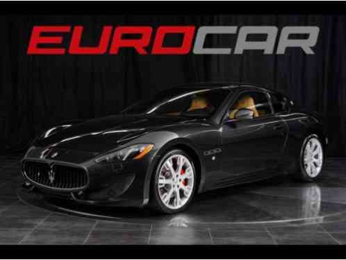maserati gran turismo 2013 sport 2 door coupe exterior. Black Bedroom Furniture Sets. Home Design Ideas