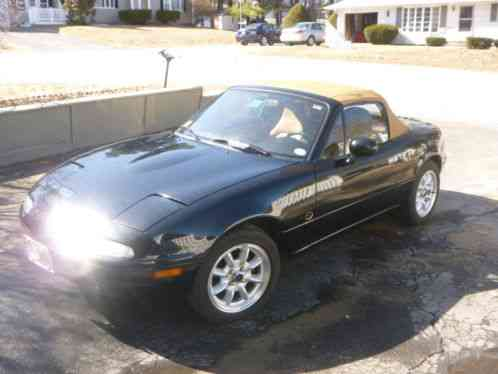mazda mx 5 miata mx5 1994 this special edition is in excellent car for sale. Black Bedroom Furniture Sets. Home Design Ideas