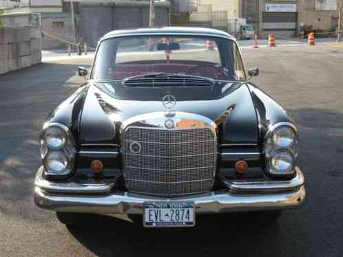 Mercedes benz 200 series 230s 1966 this car has been my for Mercedes benz 200 series