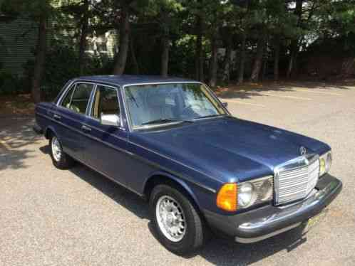 Mercedes benz 300 series 300 td 1985 this is an excellent for Mercedes benz 300 td