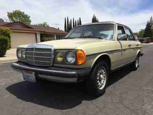 Mercedes Benz 300 Series 300d 1982 Private Seller Is