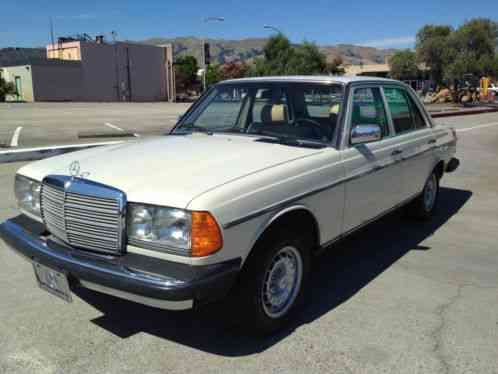 Mercedes benz 300 series 300d turbo diesel 1984 i am for Mercedes benz 300 diesel