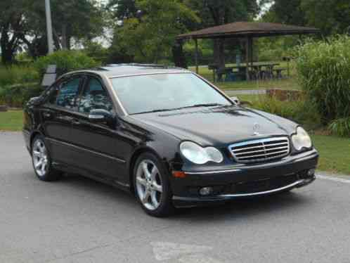 Mercedes benz c class c230 sport pristine condition 2007 for Mercedes benz 2007 c230