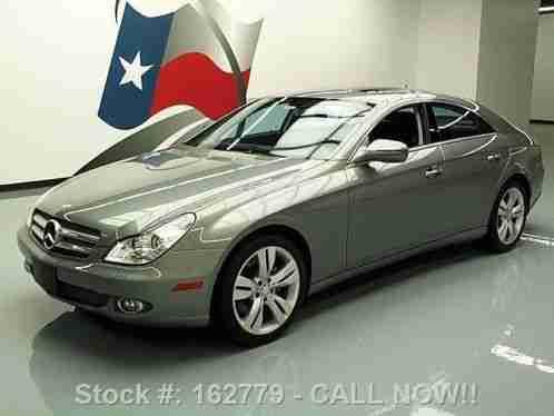 Mercedes benz cls class cls550 p1 vent seats sunroof nav for 2010 mercedes benz cls class