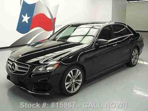Mercedes benz e class e350 sport sunroof nav htd seats 29k for Mercedes benz seats for sale