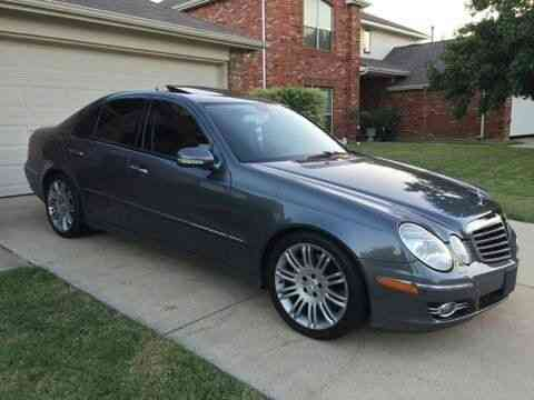 mercedes benz e class 2007 i selling my e350 with only. Black Bedroom Furniture Sets. Home Design Ideas