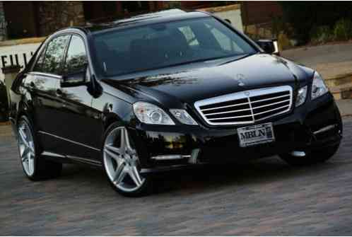 Mercedes benz e class mercedes benz e350 amg 2010 2013 for Mercedes benz s class amg 2010