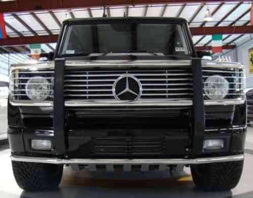 Mercedes benz g class g55 2005 what is there to say this for 2005 mercedes benz g class
