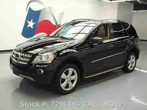 Mercedes benz m class ml350 4matic awd sunroof nav 47k mi for Mercedes benz novi michigan