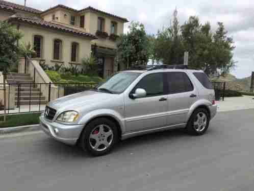 Mercedes benz m class ml 55 2000 for sale by owner not for Mercedes benz ml 55