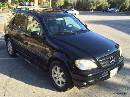 Mercedes benz cl class no reserve 2002 untitled document for Mercedes benz ml430 for sale