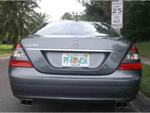 Mercedes Benz S Class Best Deal On Ebay 2008