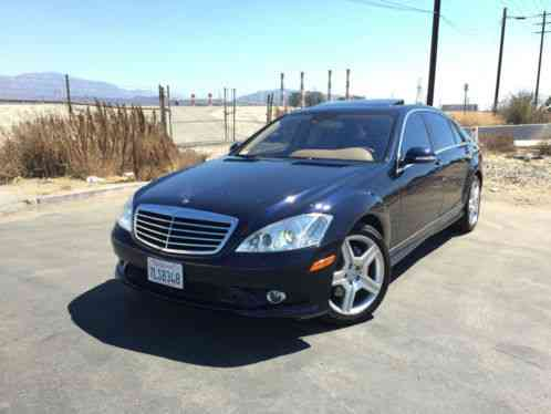 Mercedes benz s class mercedes s550 amg p2 package 2008 for Mercedes benz 2008 s550 for sale