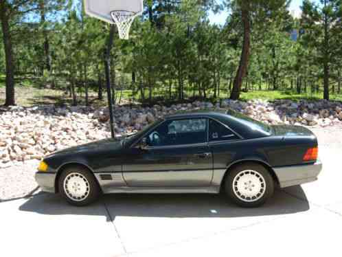 Mercedes benz sl class 1992 incredible mercedes 300 sl for 1992 mercedes benz sl500