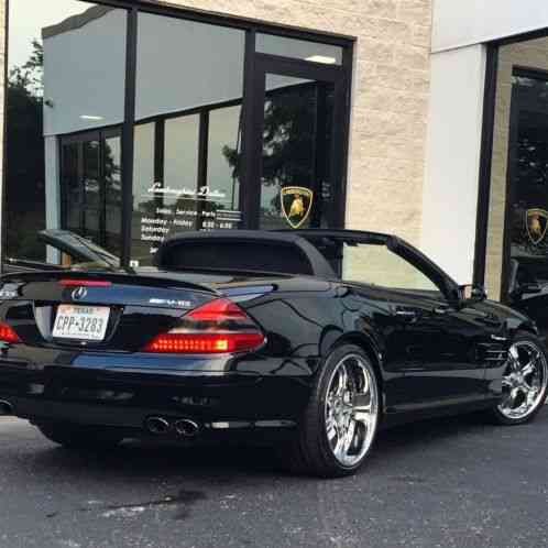 Mercedes benz sl class sl55 amg 2005 immaculate condition for 2005 mercedes benz sl55 amg