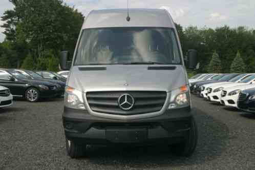 Mercedes benz sprinter 2500 extended body 2015 we are of for Mercedes benz extended limited warranty price