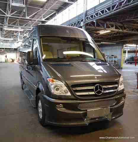 Mercedes Benz Sprinter 2013 Check Out This One Of A Kind