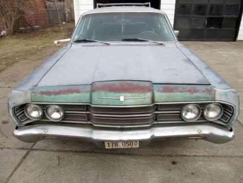 mercury other 1967, 1967 colony park wagon rust free