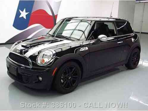 mini cooper s automatic cruise control alloys 2012 cruie. Black Bedroom Furniture Sets. Home Design Ideas