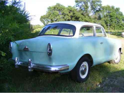 Nash Rambler American 1958 2 Door Sedan For Parts Or