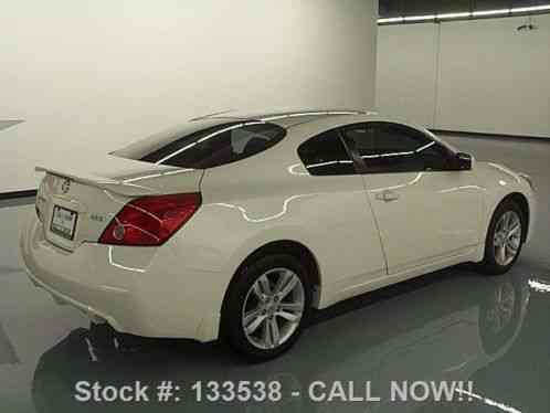 nissan altima 2 5 s coupe automatic spoiler 2012 poiler. Black Bedroom Furniture Sets. Home Design Ideas
