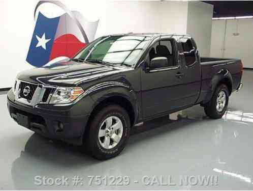 nissan frontier sv king cab automatic rear cam 2013 31k at texas direct. Black Bedroom Furniture Sets. Home Design Ideas