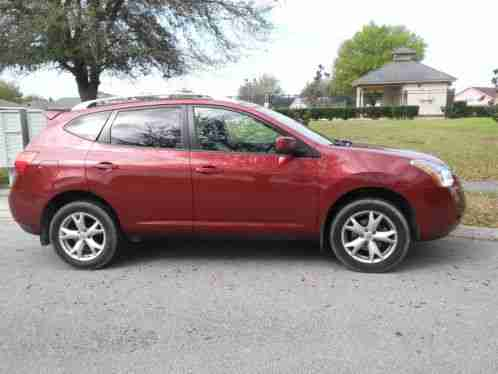 nissan rogue sl 2009 top of the line edition with almost. Black Bedroom Furniture Sets. Home Design Ideas