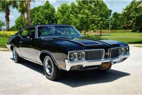 Oldsmobile 442 Numbers Matching 455 (1970)