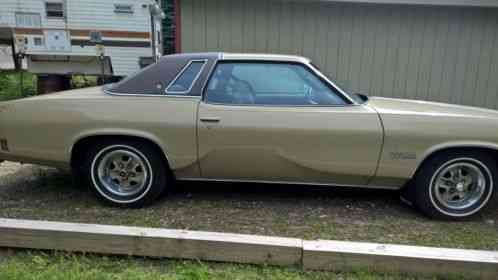 Oldsmobile cutlass 442 tribute 1972 this car is in great for 1975 oldsmobile cutlass salon