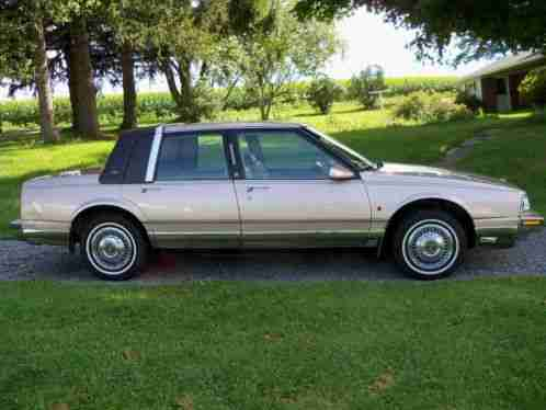 oldsmobile ninety eight regency brougham 1990, this loaded