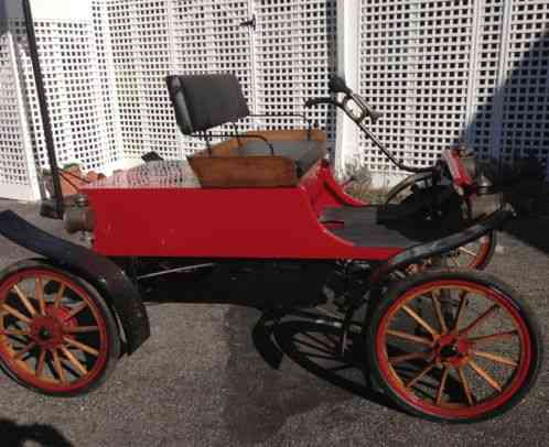 Oldsmobile Other Surrey Bliss 1903 Kit Car Built In The