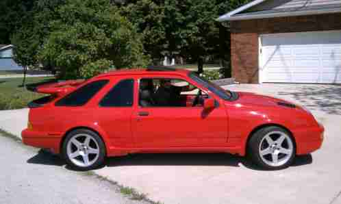 Other Makes Xr4ti 1989 Merkur With Full Rs 500 Body Kit