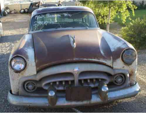 Packard 300 300 1952 I Bought This Car As Well A Bunch Of