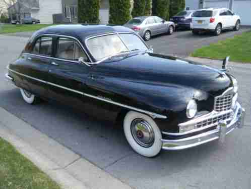 Packard Custom Eight 1950 Here Is A Beautiful Super