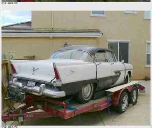 Plymouth other 1956 belvedere 4 door hardtop v8 auto for 1956 plymouth belvedere 4 door