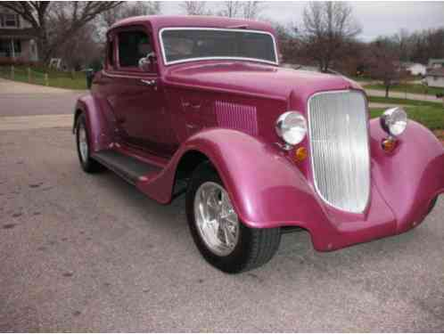 Plymouth other 1934 rare all steel 5 window deluxe coupe for 1934 plymouth 5 window coupe
