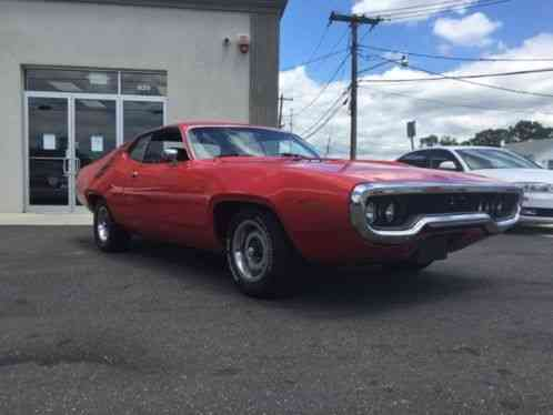 road runner 1971 muscle - photo #14