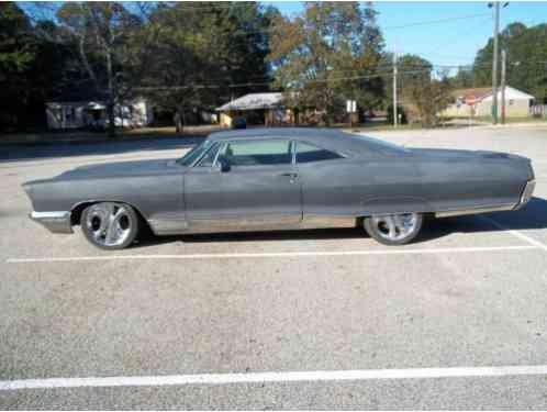 Pontiac Bonneville 1966 Chopped 2 Door Hard Top All