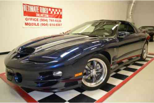 Carl Black Gmc >> Pontiac Firebird TRANS AM WS6 BLACK BIRD #28 OF 50 2002 ...