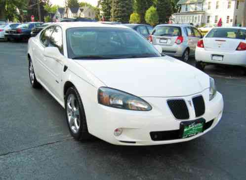 pontiac grand prix gxp 2006 loaded loaded. Black Bedroom Furniture Sets. Home Design Ideas