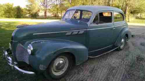 Pontiac other 1940 up for auction is a silver streak for 1940 pontiac 2 door sedan