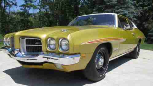 Pontiac Tempest 1972 Here Is My Version Of A 1971 T 37