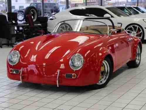 Porsche 356 Kit Car Replica 1955 Speedster Speedster