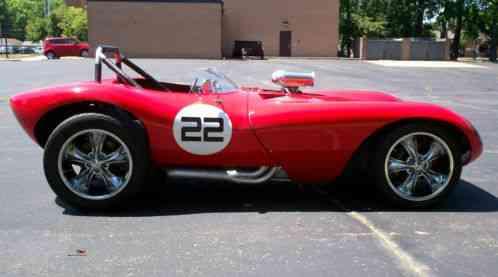 Car Vin Lookup >> Replica/Kit Makes Cheetah roadster 1965, BTM , Chevrolet ...