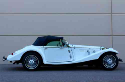 Replica kit makes mercedes benz 500k 540k marlene 500 k for 1936 mercedes benz 540k replica