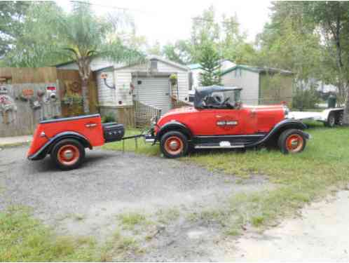 Replica Kit Makes Shay Model A Roadster 1980